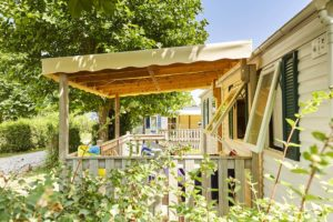 mobil-home camping la grand'métairie vendée